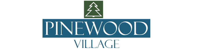 Pinewood Village logo